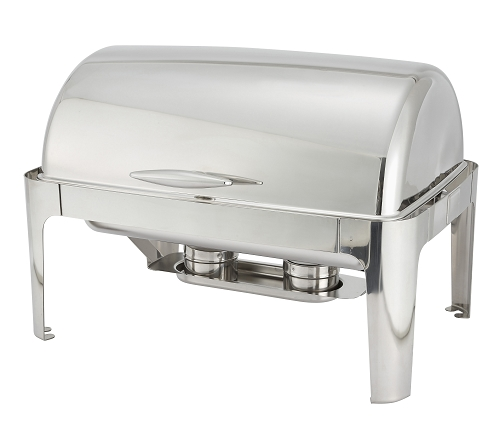 8 Qt. Full-Size, Stainless Steel Madison Collection Chafer