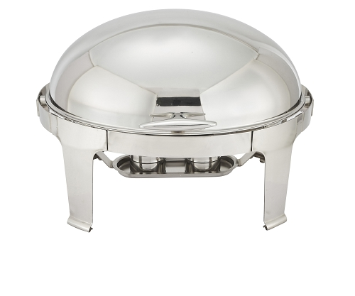 7 Qt. Oval, Stainless Steel Madison Collection Chafer
