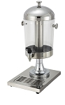 7-1/2 Stainless Steel Juice Dispenser