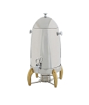 5 Gallon with Gold Legs & Handle Virtuoso Coffee Urn