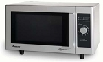1000 Watt .9 cubic ft Commercial Microwave