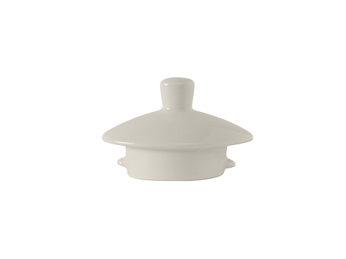 AlumaTux Modena Coffee Pot Lid for 11oz in Pearl White (dz)