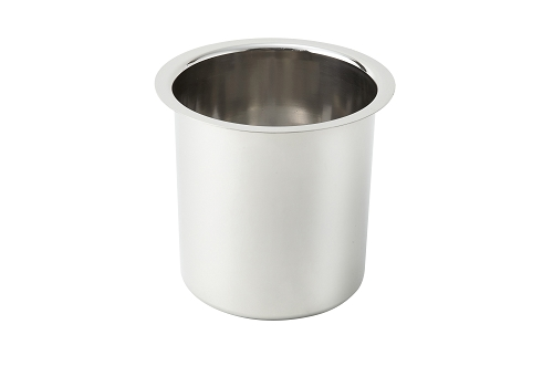 1-1/2 qt Bain Marie Stainless Mirror Finish 5-1/2