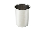 2 qt Bain Marie Stainless Mirror Finish 5-3/4