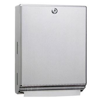 ClassicSeries® SURFACE-MOUnTED PAPER TOWEL DISPENSER