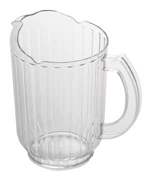 60 oz. Camwear Polycarbonate Pitcher