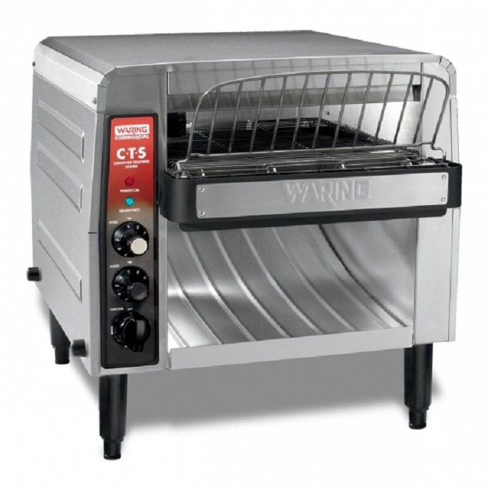 Conveyor Toaster For Home ~ Waring cts b heavy duty conveyor toaster v with