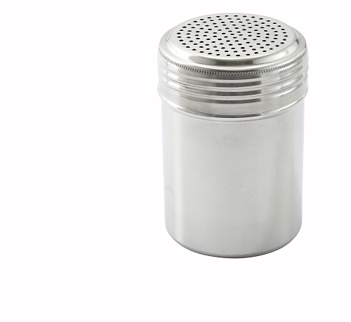 10 Oz Stainless Steel w/o Handle Dredge