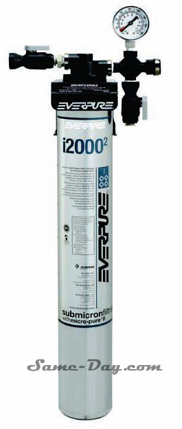 Everpure insurice single i2000 system for Everpure water filter system reviews
