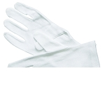 100% Cotton White Large Serving Gloves (doz)