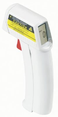 Infrared Food Thermometer with Laser Sighting