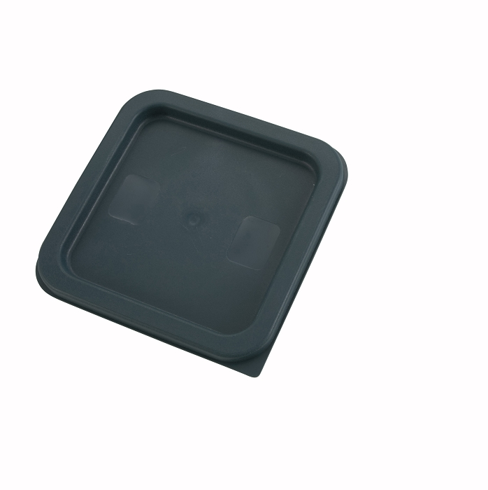 Cover for 2qt & 4qt Square food storage container Green