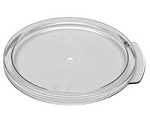 1 Quart Camwear Polycarbonate Round Food Storage Container Cover