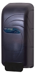 Oceans Soap and Hand Sanitizer Dispenser Black