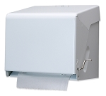Crank Roll Towel Dispenser