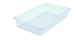 Full Size Polycarbonate Food Pan Clear 4