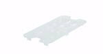 Quarter Size Polycarbonate Food Pan Drain Shelf