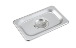 1/9 size Stainless Steam Table Pan Cover Solid