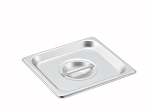 1/6 size Stainless Steam Table Pan Cover Solid
