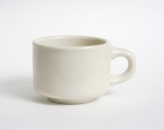7 oz Stackable Cup in American White (dz)