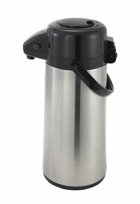 2.5 Liter Stainless Lined Push Button Air Pot