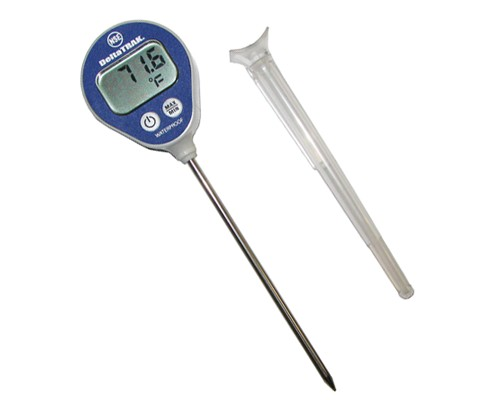 Waterproof Lollipop Probe Thermometer