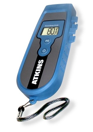 EconoTemp Plus Digital Type K Thermocouple Thermometer