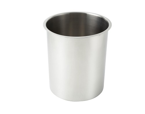 12 qt Bain Marie Stainless Mirror Finish 10