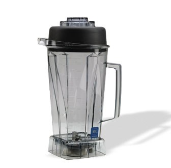 Vita Mix 64oz / 2.0 L container with Ice Blade and Lid