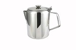 12oz Short Spout Beverage Server Stainless