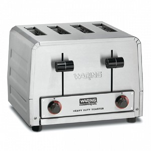 Heavy-Duty 4-Slot Toaster   120V, 1800W