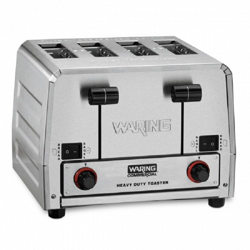 Heavy-Duty Switchable Bread & Bagel Toaster   208V